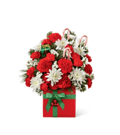 FTD® Holiday Cheer™ Bouquet 2015