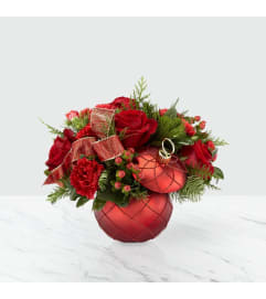 The Christmas Magic Bouquet