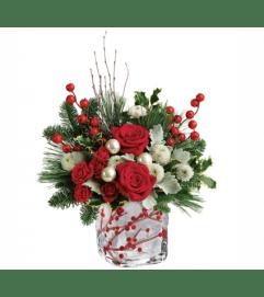Teleflora Winterberry Kisses Bouquet