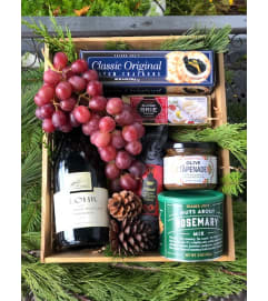 White Wine Gift Box