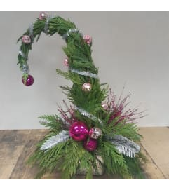 Cedar Grinch Tree