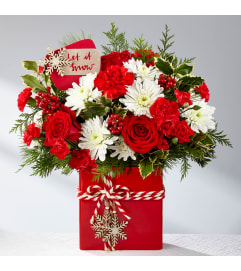 Holiday Cheer  Bouquet FTD