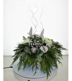 WHITE CHRISTMAS BOX