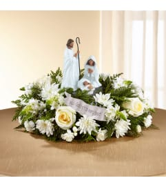 The DaySpring God's Gift of Love Centerpiece