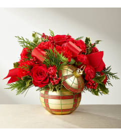 FTD Holiday Delights Bouquet - 17-C8