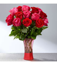 FTD Art of Love Rose Bouquet - 18-V2R