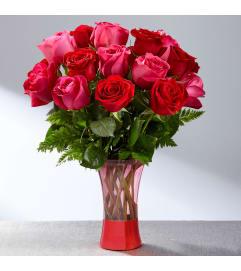 FTD Art of Love Rose Bouquet - 18-V2R