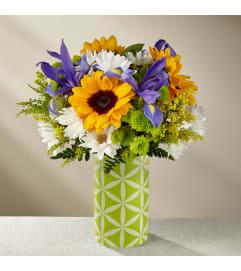 The FTD® Sunflower Sweetness 18-S8