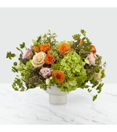 The Fresh Glow Bouquet