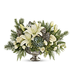 TF Winter wild centerpiece