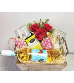 Blooming Wine Box - Riesling