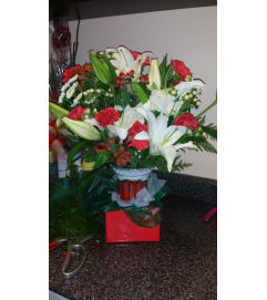 Winter Holidays Bouquet