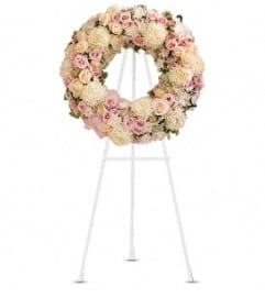 Teleflora's Peace Eternal Wreath