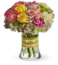Teleflora's Fashionista Bloom