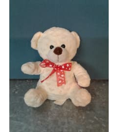 Love Bear Plush Animal