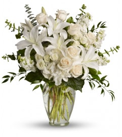 Teleflora Dreams From The Heart Bouquet