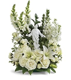Garden of Serenity Bouquet by teleflora