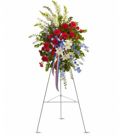 Sacred Duty Spray by Teleflora