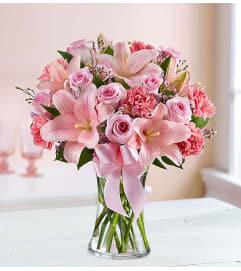Flowerama Pink Expressions