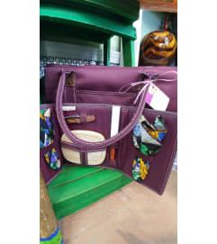 Burgundy Picnic Case