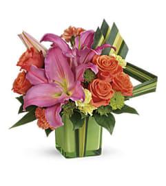 The Color Me Cute Bouquet