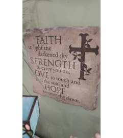 Faith, Strength, Love & Hope
