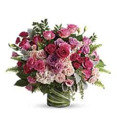 The Haute Pink Bouquet