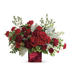 The Rich in Love Bouquet