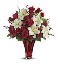 A Love's Passion Bouquet