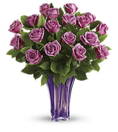 The Lavender Splendor Bouquet Eighteen