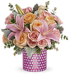 A Pink Breeze Bouquet