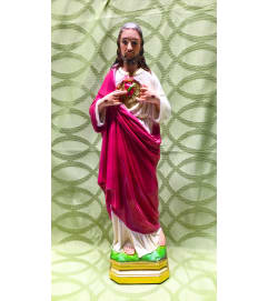 Blessed Heart Of Jesus Statue