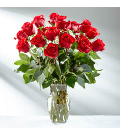 Precious Red Rose Bouquet
