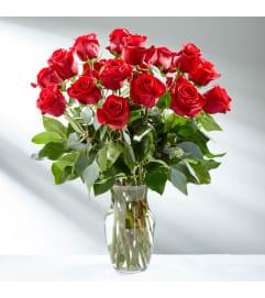 Precious Red Rose Bouquet