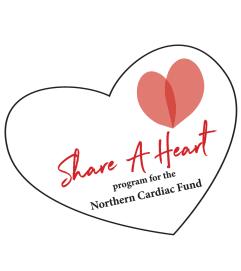Share a Heart Arrangement