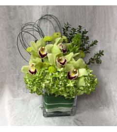 nature flower arrangment