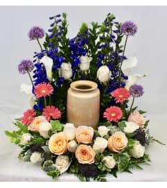 Cremation Urn Holder