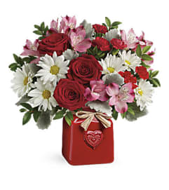TF Country Sweetheart Bouquet