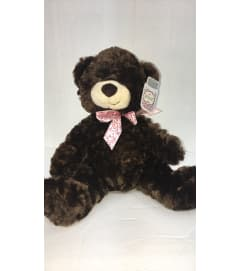 Sprinkles the teddy bear (brown)
