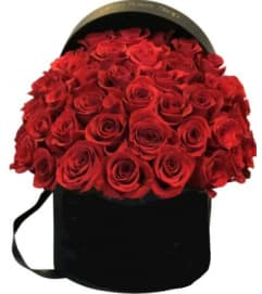 Anything for You luxury Rose Hatbox