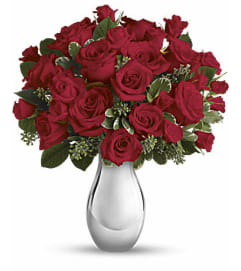 True Romance Bqt by Teleflora
