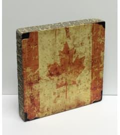 Canada Block Art I