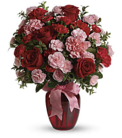 Dance with Me Bouquet with Red Roses TEV12-5