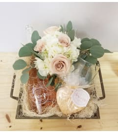 Rose' Romance Box