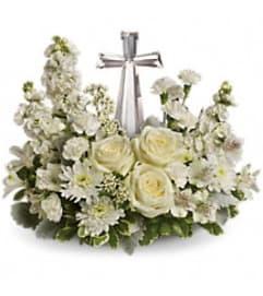 Teleflora's T229-2 - Divine Peace Bouquet