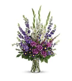 Teleflora's T251-1 - Joyful Memory Bouquet
