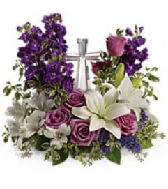 Teleflora's T11E405 - Grace and Majesty  Bouquet