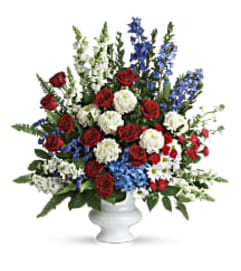 Teleflora's T240-1 With Distinction Bouquet
