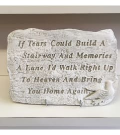 A Stairway Stone