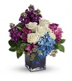 Teleflora's T601-3 Portrait In Purple